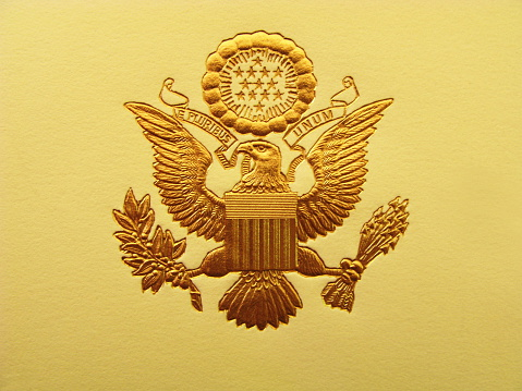 Presidential Seal President USA Coat Of Arms 157672800