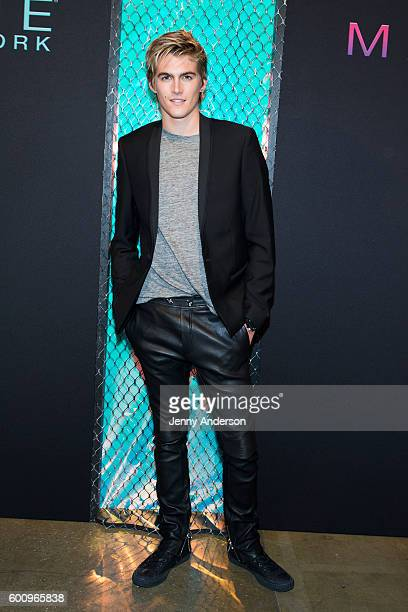Presley Gerber attends Maybelline New York Celebrates NYFW on September 8 2016 in New York City