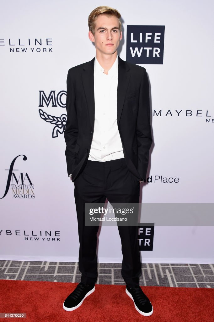 Presley Gerber attends the Daily Front Row's Fashion Media Awards at Four Seasons Hotel New York Downtown on September 8, 2017 in New York City.