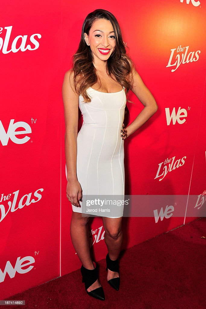 Presley Hernandez of the Lylas is seen at WE tv's Celebration for The Premiere Of It's Newest Series 'The LYLAS' at the Warwick on November 7, 2013 in Hollywood, California.