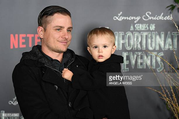 Presley Smith attends the premiere of Netflix's 'A Series of Unfortunate Events' at AMC Lincoln Square Theater on January 11 2017 in New York / AFP /...