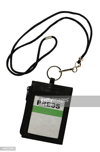 Press Badge