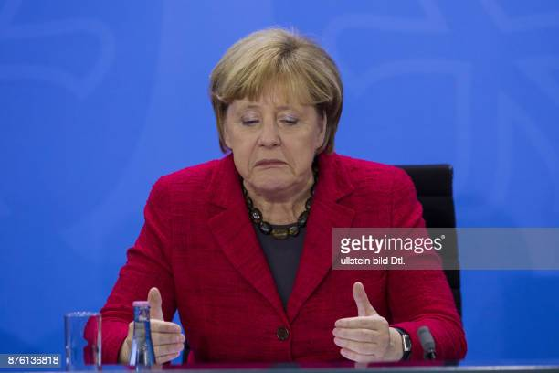Press conference by German Chancellor Angela Merkel Federal Minister of Finance Wolfgang_Schäuble Minister President of MecklenburgVorpommern...