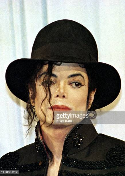 Press Conference Of Michael Jackson About His Michael Jackson Limited Company In Japan On July 27 1998 Press conference of Michael Jackson about his...
