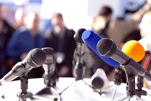 Press conference 466222738
