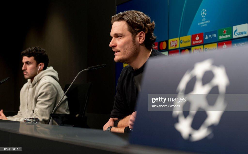 Borussia Dortmund  Press Conference : News Photo