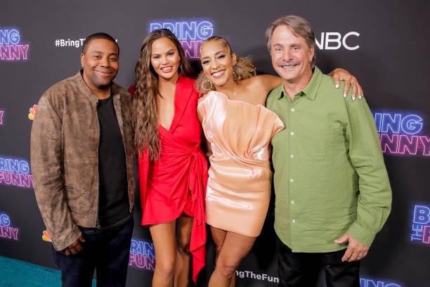 "CA: NBC's ""Bring the Funny"" - Press Event"