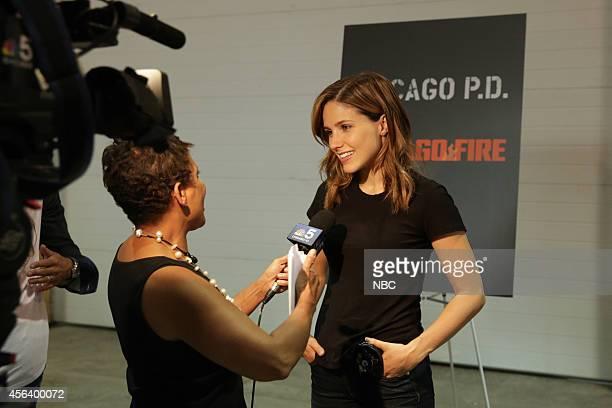 D 'Press Event' Pictured Sophia Bush