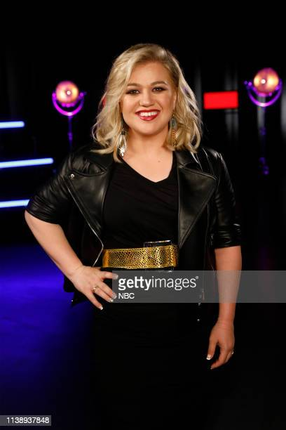 AWARDS Press Junket Pictured Kelly Clarkson