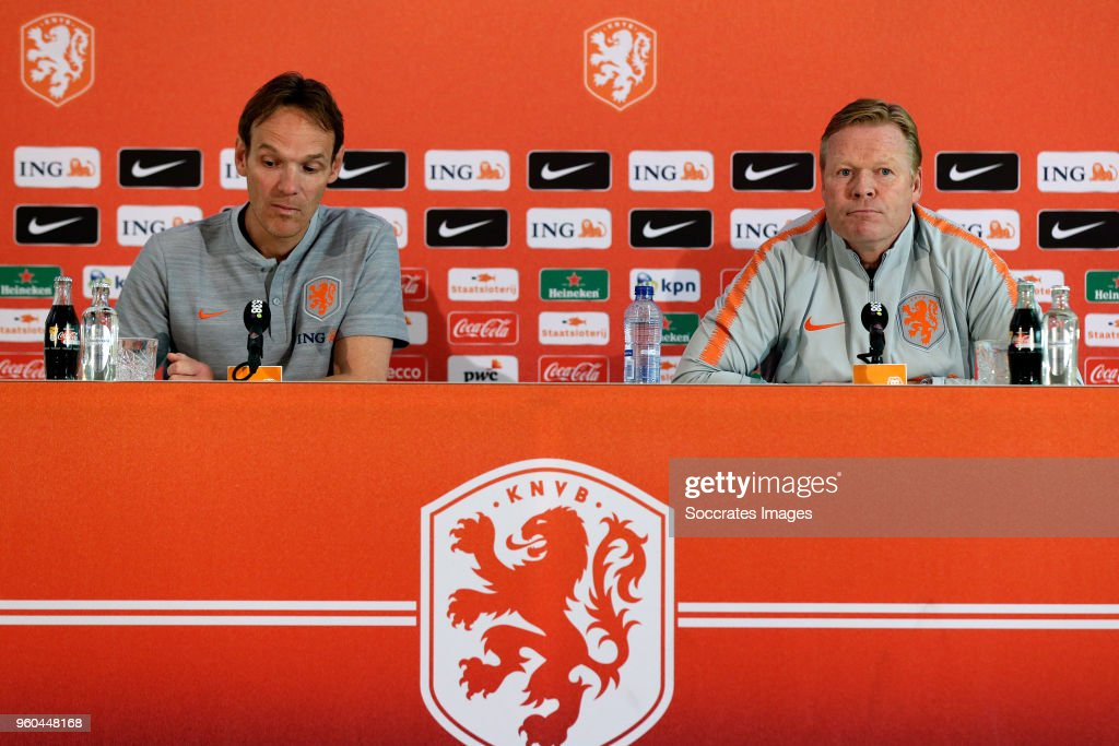 Netherlands Press Conference