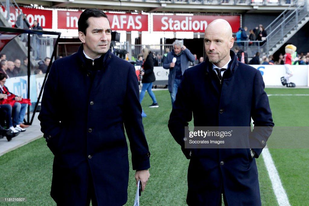 NLD: AZ v Ajax - Eredivisie