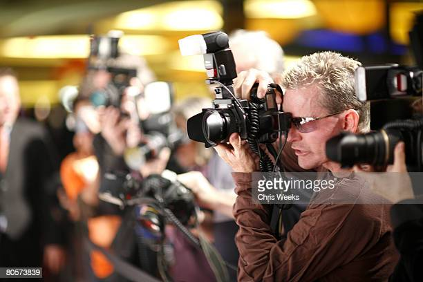 Press Photographers Paparazzi