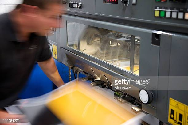 press... - lithograph stock pictures, royalty-free photos & images