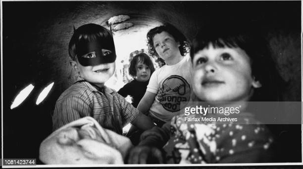 PresSchool Discourages the playing of Batman games and the wearing of Batman suitsEvan Warren aged 4 was a very Keen player of batman games Evans...