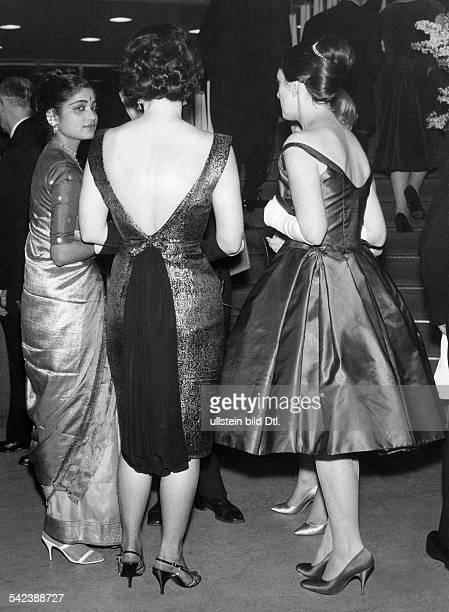 Presseball 1959:Gäste im 'Palais am Funkturm'