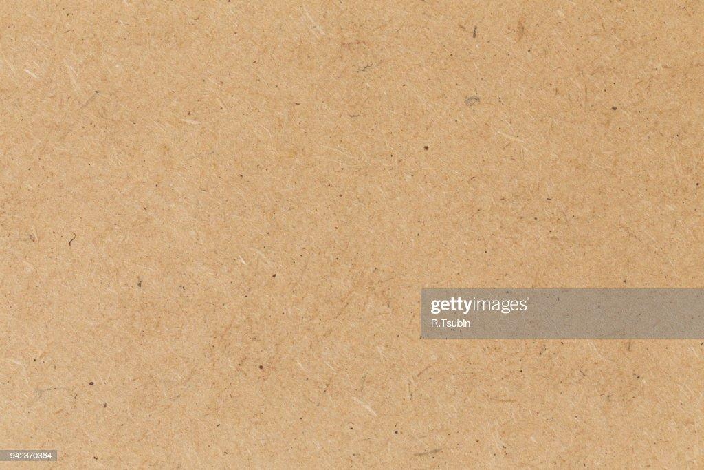 Pressed beige chipboard texture : Stock Photo