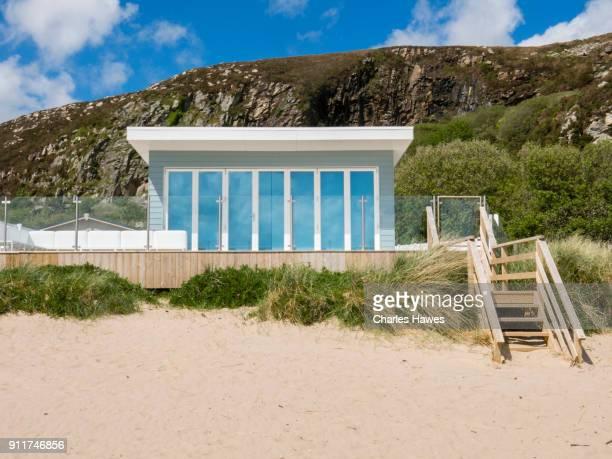 Prestige holiday home on Warren Beach near Abersoch:Wales Coast Path on the Lleyn peninsula