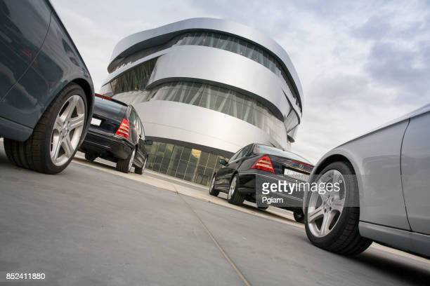 Prestigeträchtige Automobile
