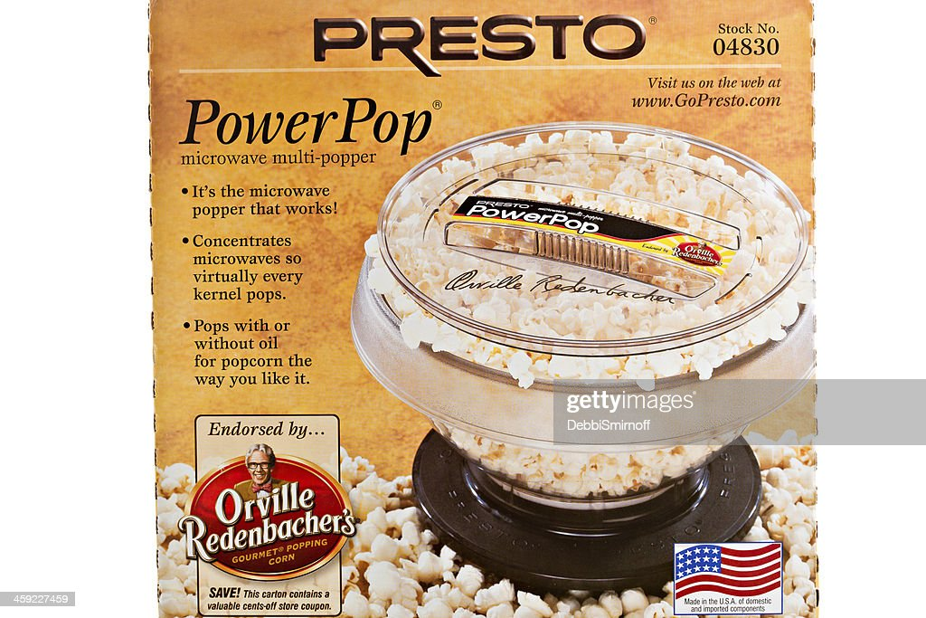 Presto Microwave Multi Popper High Res