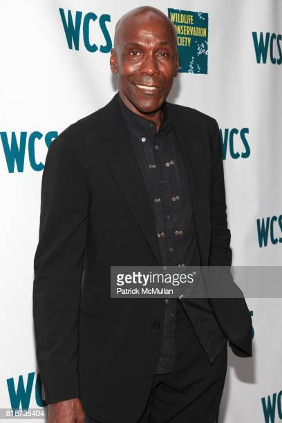 Preston Bailey attends Wildlife Conservation Society Spring 2010 Gala Flight of Fancy at Central Park Zoo on June 10 2010 in New York City