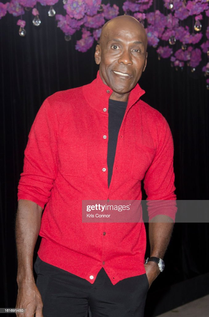 Preston Bailey poses for a photo during the Empire State Building Hosts Valentine's Day Weddings ceremony at The Empire State Building on February 14, 2013 in New York City.