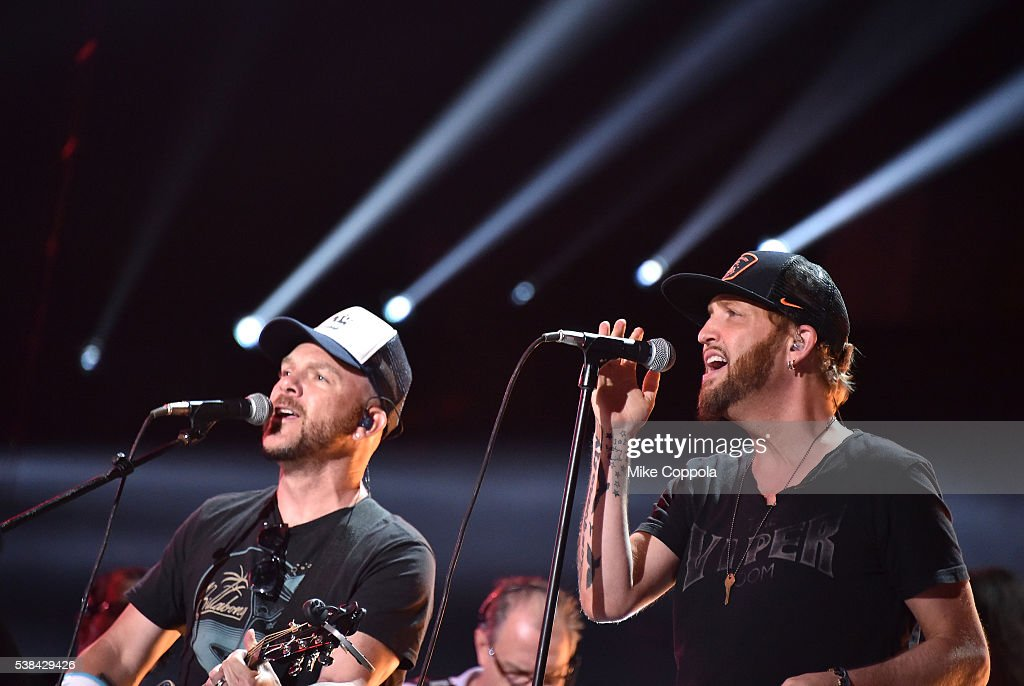 2016 CMT Music Awards - Rehearsals Day 1 : News Photo