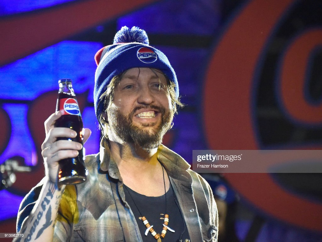 Preston Brust of LOCASH performs onstage at Pepsi Generations Live Pop-Up on February 2, 2018 in Minneapolis, Minnesota.