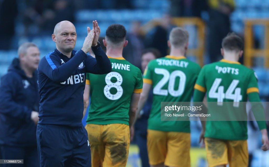 Millwall v Preston North End - Sky Bet Championship : News Photo