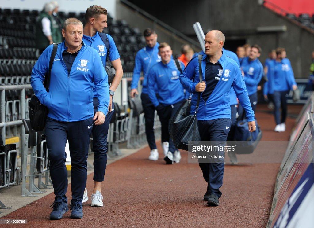 Swansea City v Preston North End - Sky Bet Championship : News Photo
