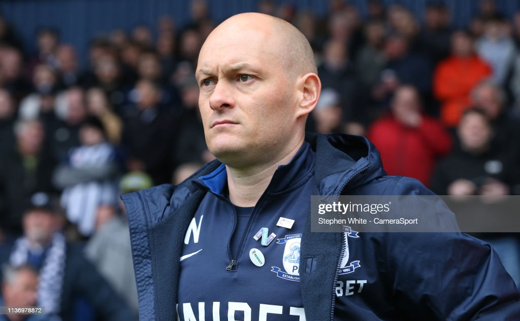 West Bromwich Albion v Preston North End - Sky Bet Championship : Foto jornalística
