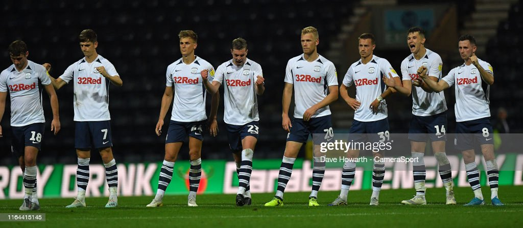 Preston North End v Hull City - Carabao Cup Second Round : News Photo
