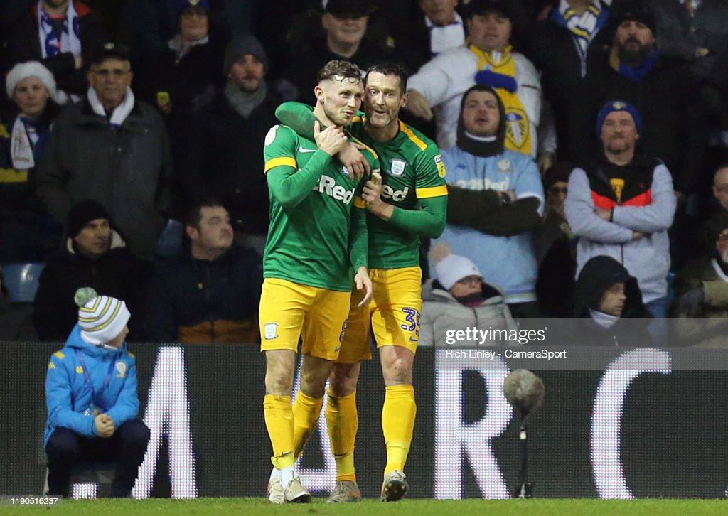 Leeds United v Preston North End - Sky Bet Championship : News Photo