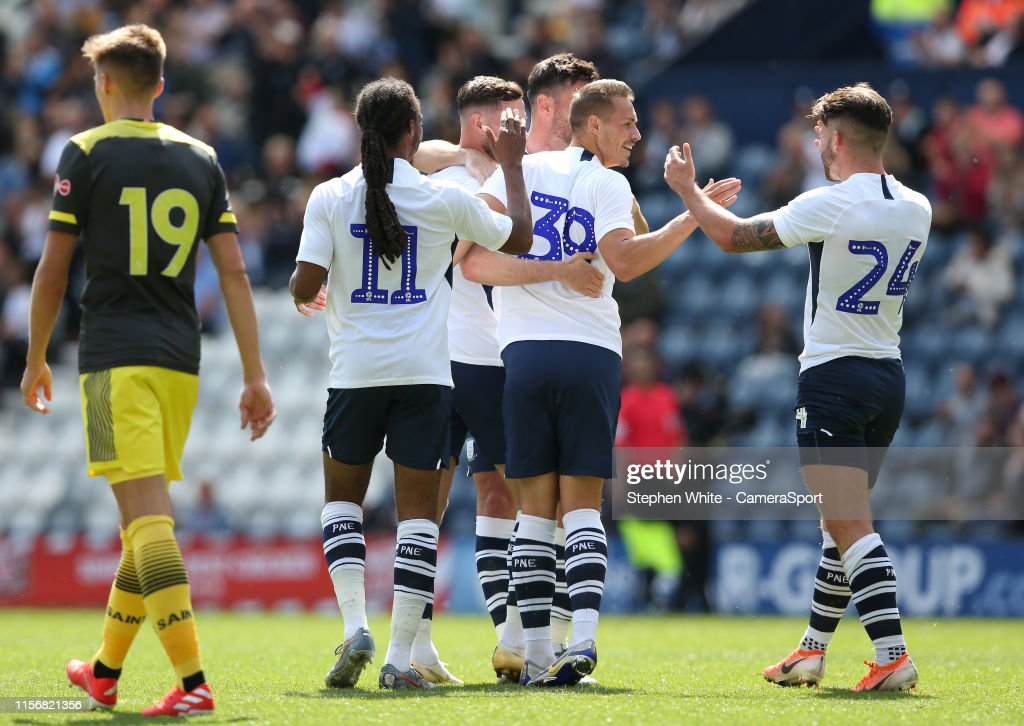 Preston North End v Southampton FC - Pre-Season Friendly : News Photo