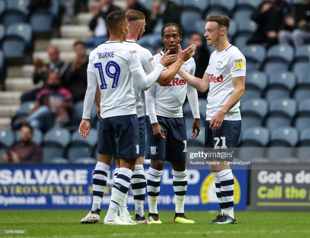 Preston North End v Morecambe - Carabao Cup First Round