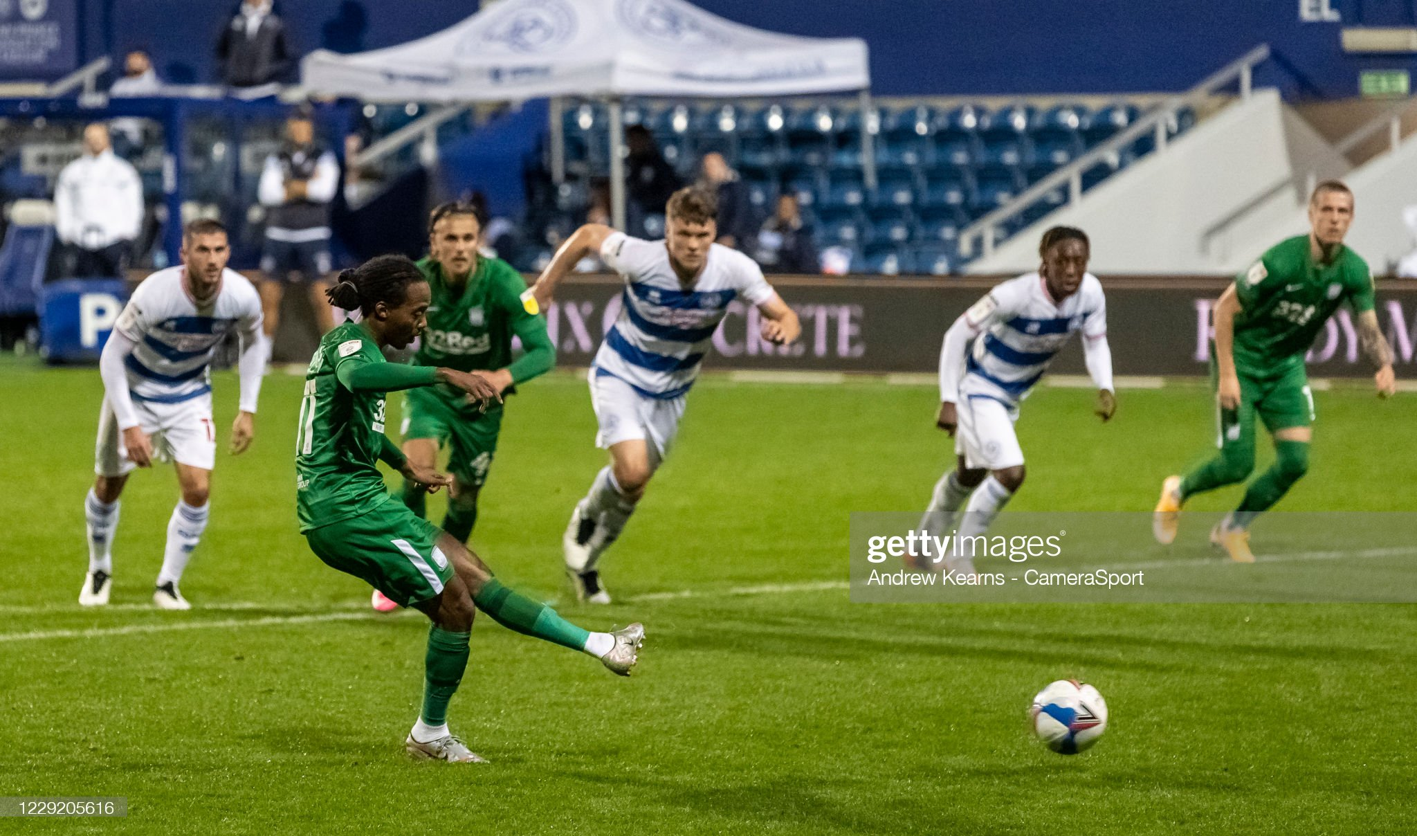 Wallace gives away two penalties in QPR defeat