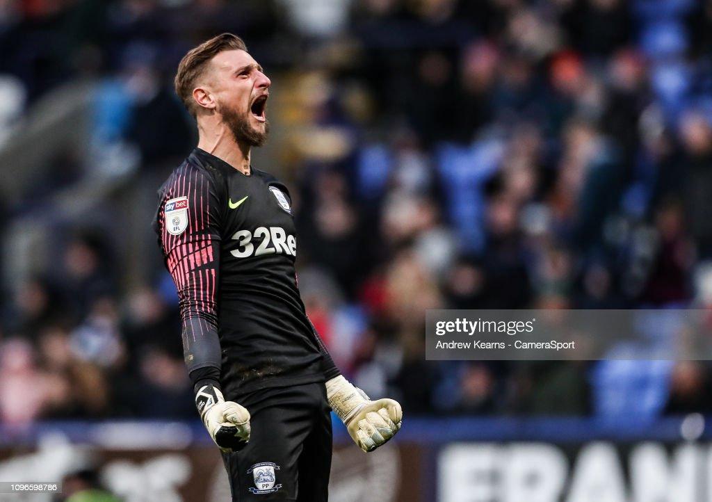 Bolton Wanderers v Preston North End - Sky Bet Championship : News Photo