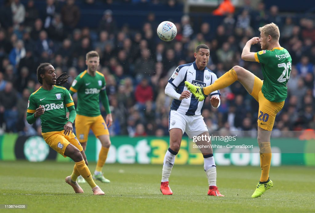 West Bromwich Albion v Preston North End - Sky Bet Championship : News Photo