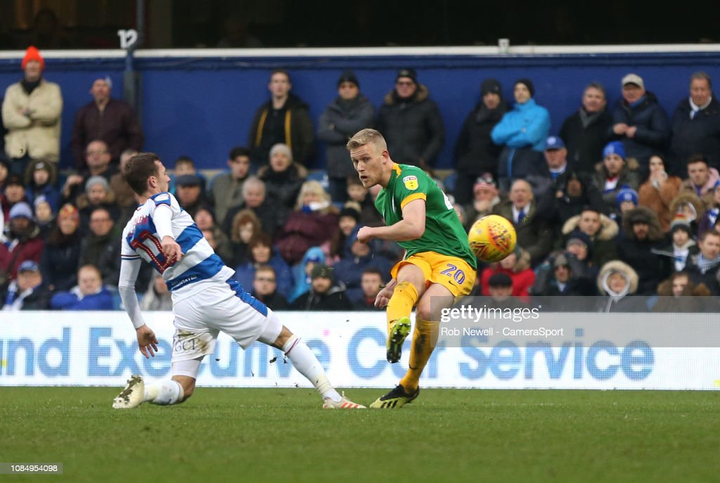 Queens Park Rangers v Preston North End - Sky Bet Championship : News Photo