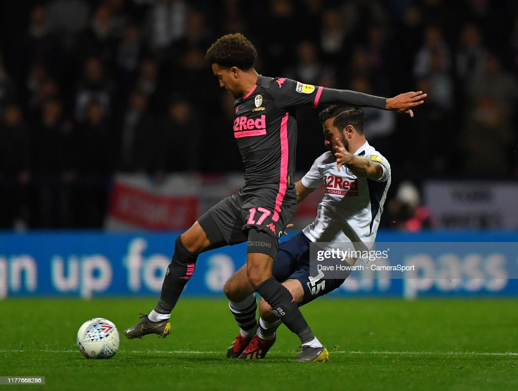Preston North End v Leeds United - Sky Bet Championship : News Photo