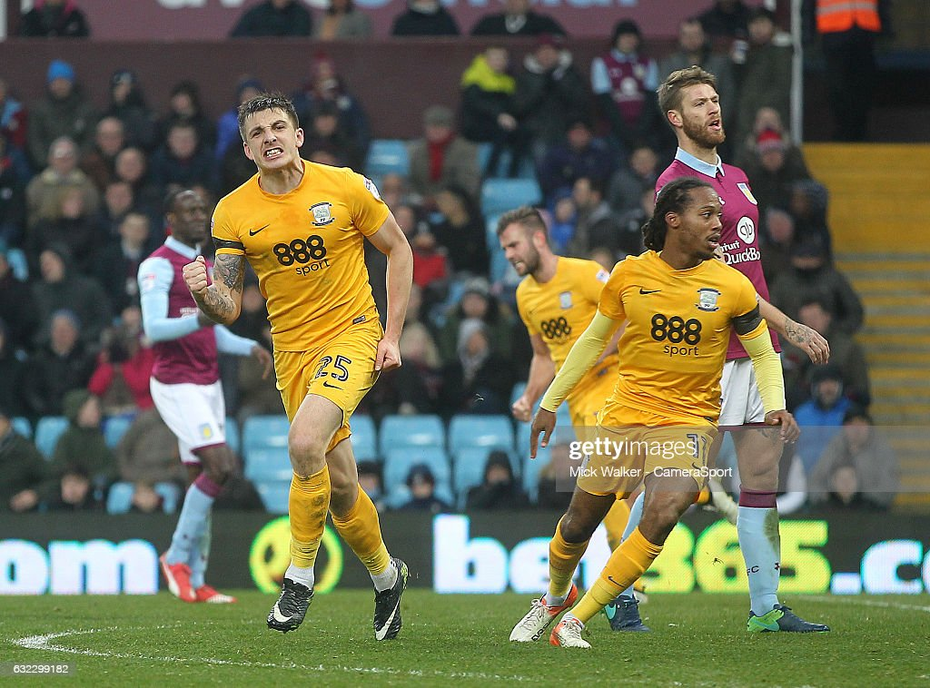 Aston Villa v Preston North End - Sky Bet Championship : News Photo