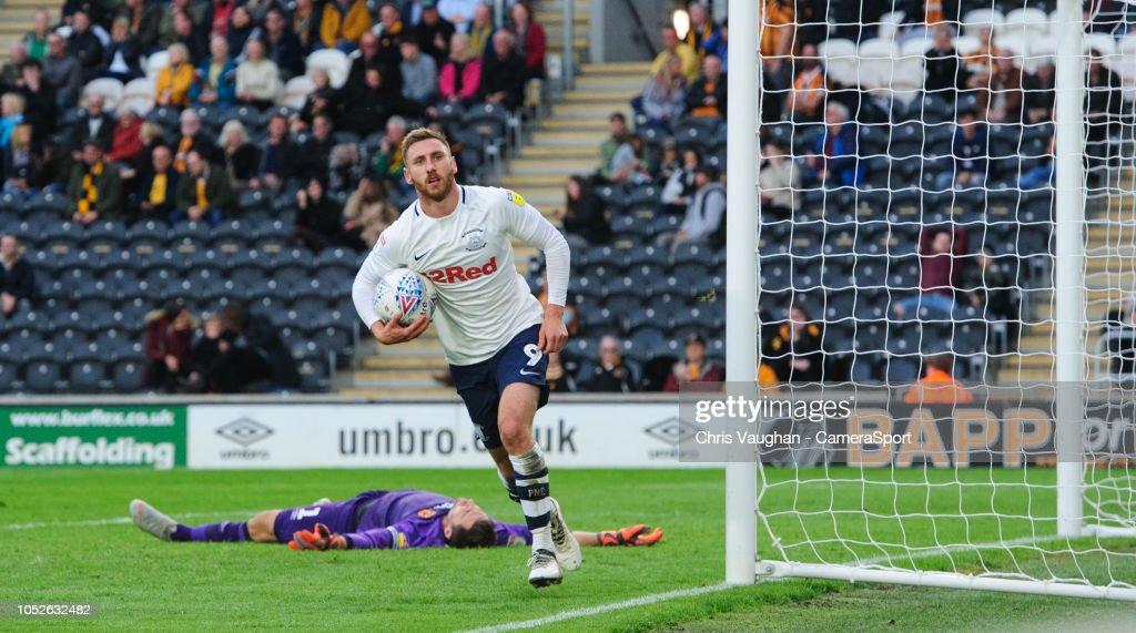 Hull City v Preston North End - Sky Bet Championship : Fotografía de noticias