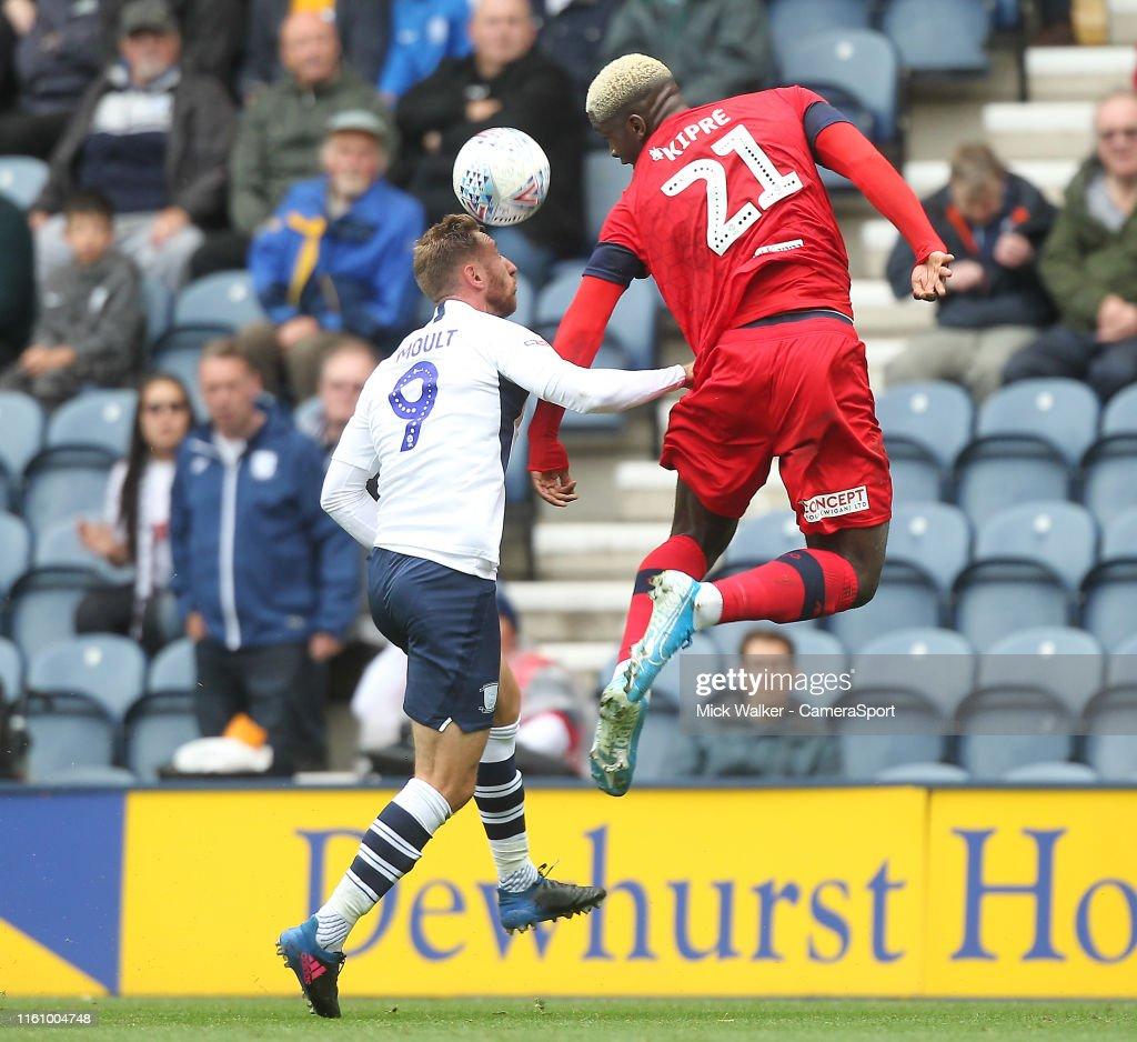 Preston North End v Wigan Athletic - Sky Bet Championship : News Photo