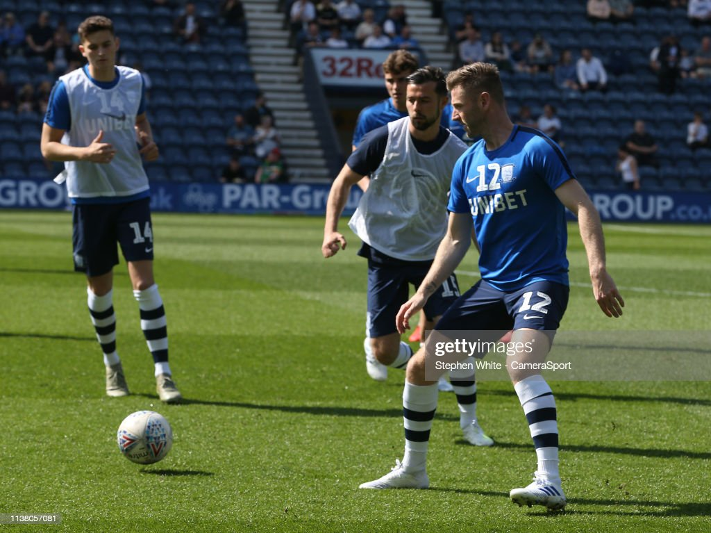 GBR: Preston North End v Ipswich Town - Sky Bet Championship