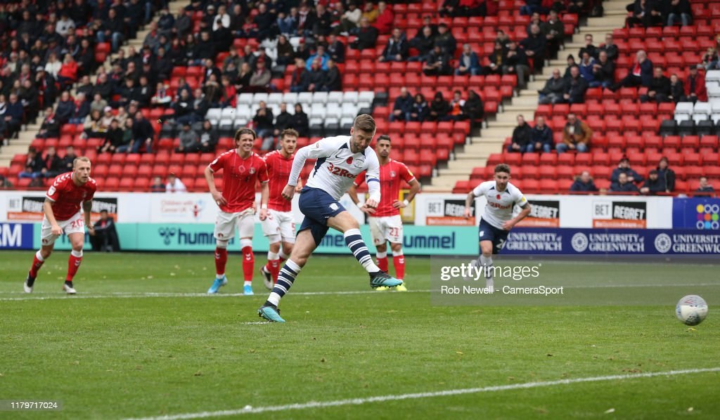 Charlton Athletic v Preston North End - Sky Bet Championship : News Photo