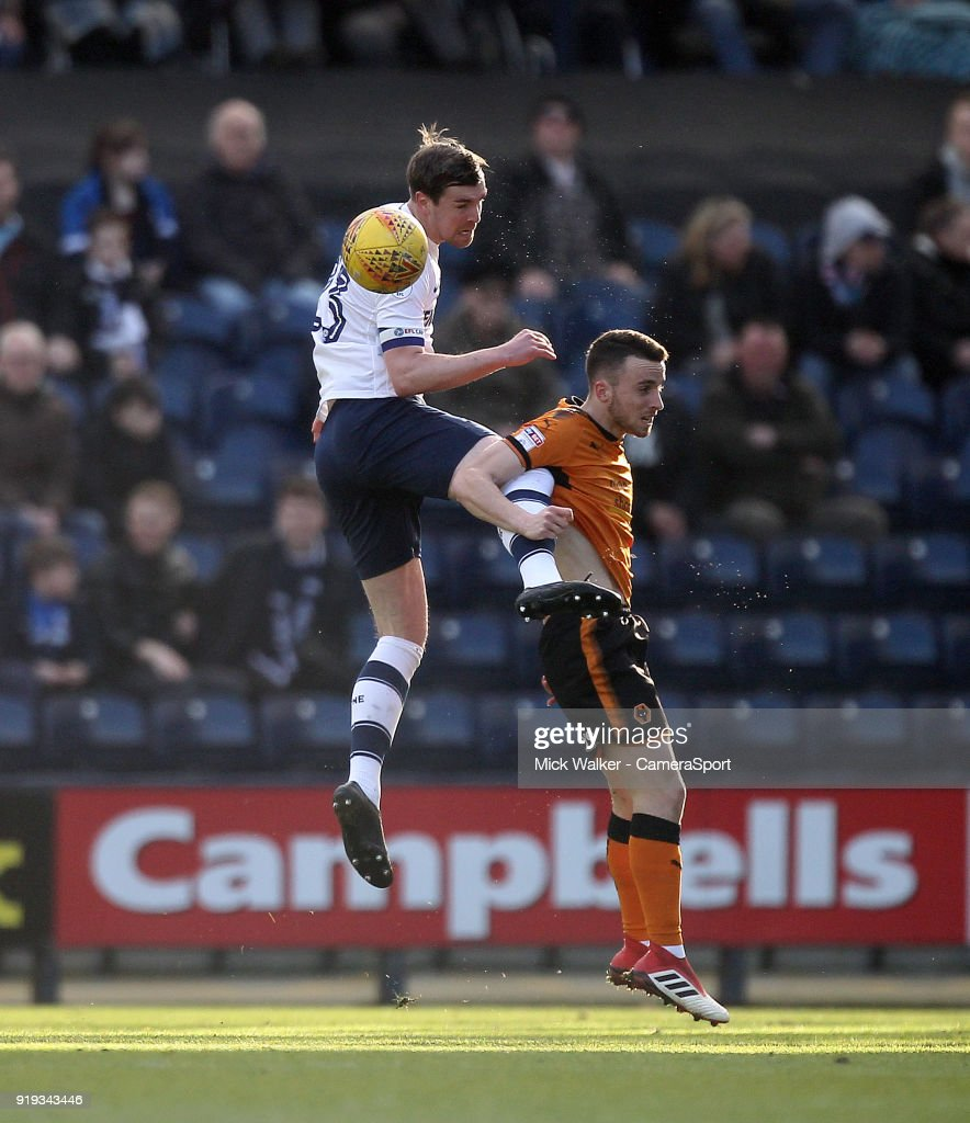 Preston North End v Wolverhampton Wanderers - Sky Bet Championship
