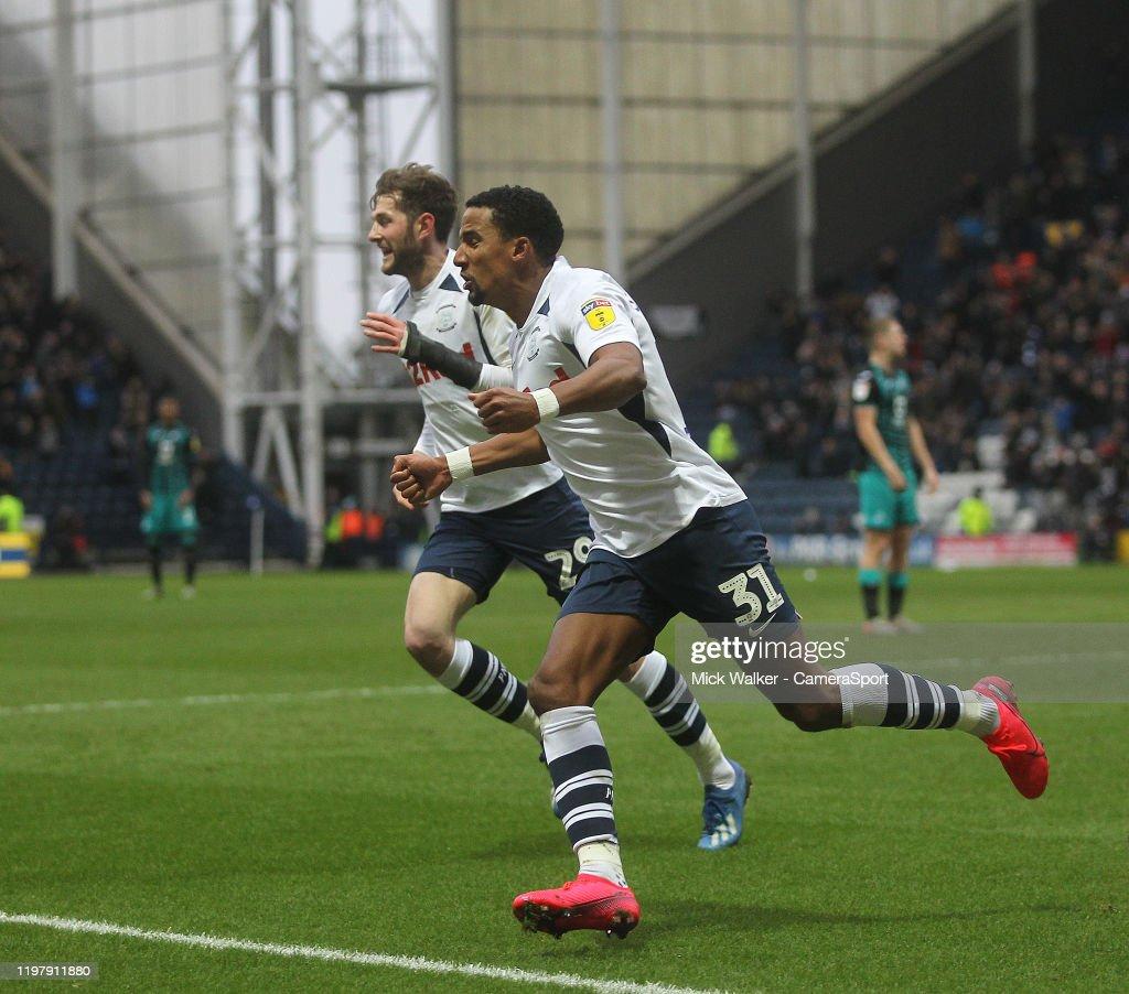 Preston North End v Swansea City - Sky Bet Championship : News Photo