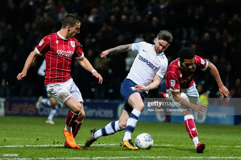 Preston North End v Bristol City - Sky Bet Championship