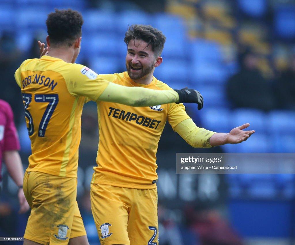Bolton Wanderers v Preston North End - Sky Bet Championship