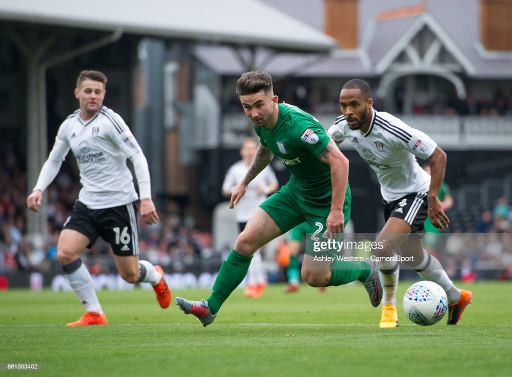 Fulham v Preston North End - Sky Bet Championship
