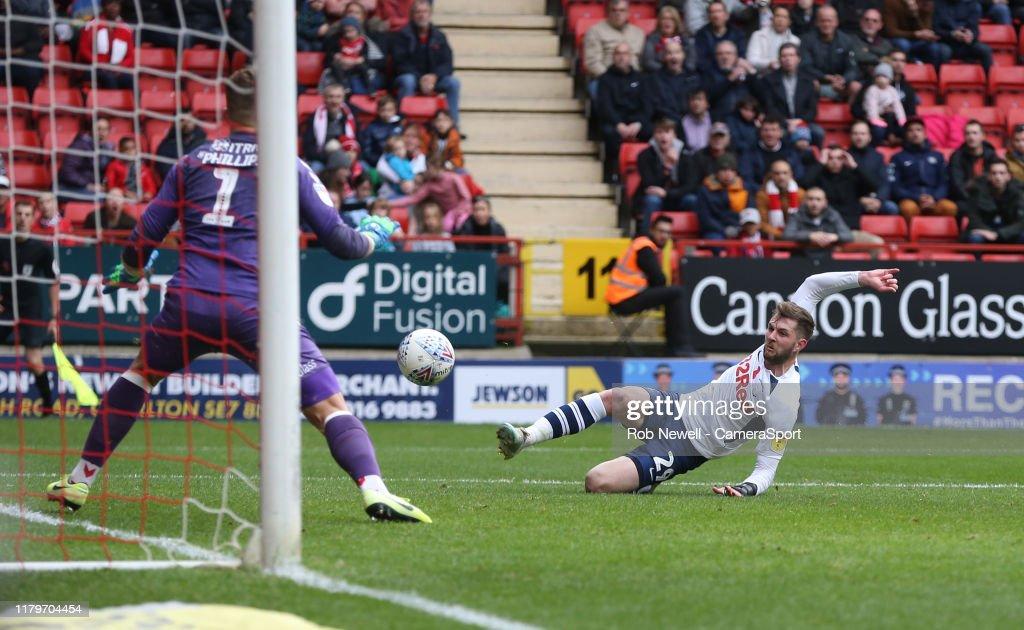 Charlton Athletic v Preston North End - Sky Bet Championship : News Photo